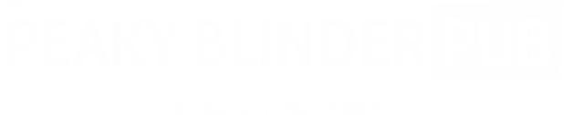 The Peaky Blinder Pub